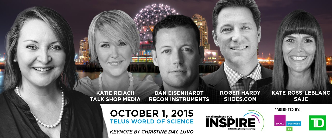 INSPIRE 2015 - Shareable