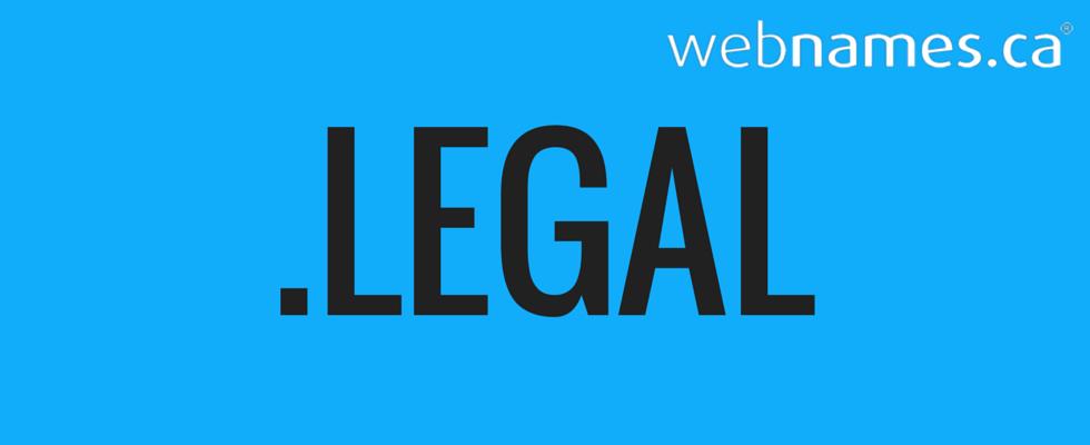 .LEGAL Domain Extension