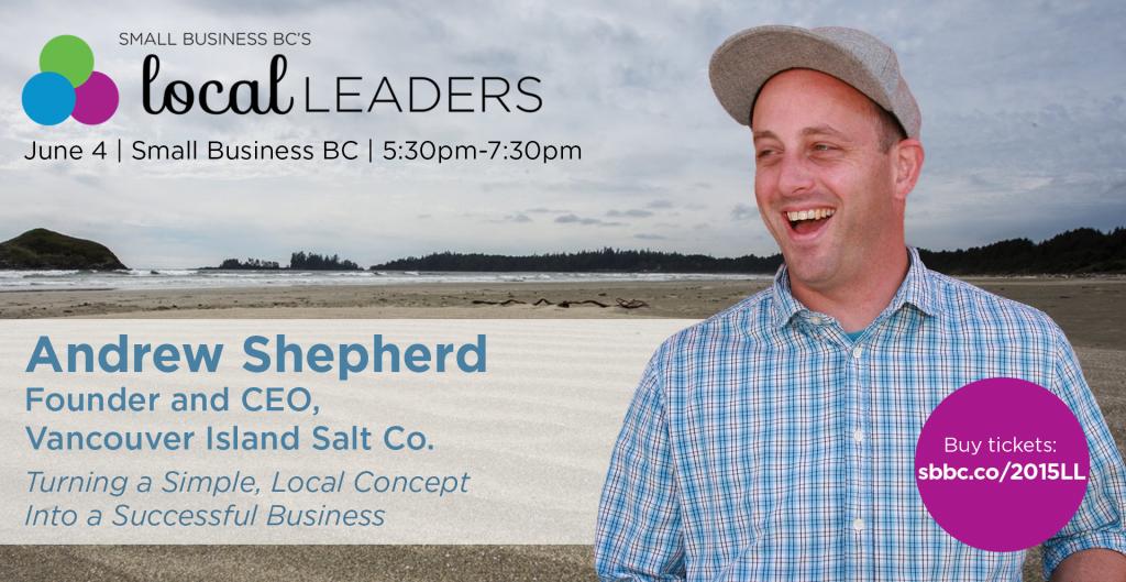 Local Leaders - Andrew Shepherd Shareable