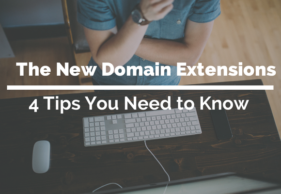 The New Domain Extensions
