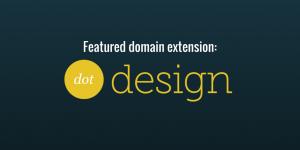 .DESIGN Domain Name