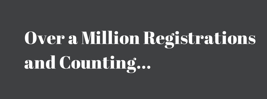 1 Million New Domains and Counting