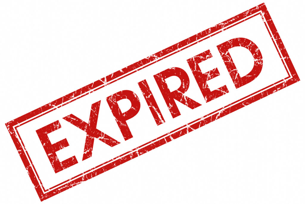 expired domain lifecycle