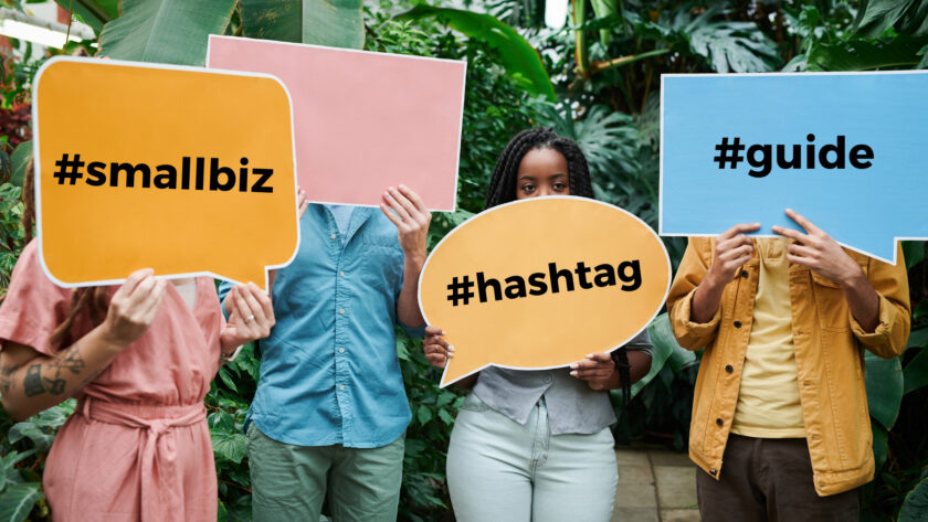 small business hashtag guide for beginners
