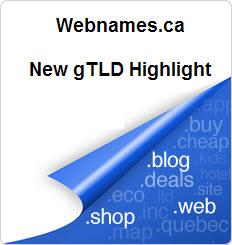 gTLD Highlight